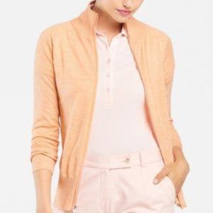 Peter Millar Double Zip Crown Cashmere Jacket